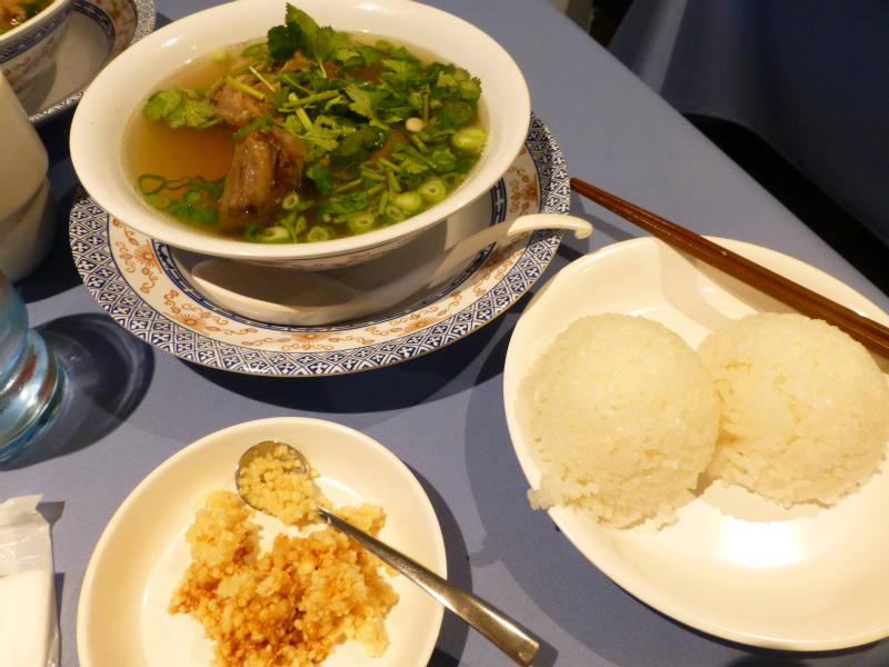 阿佐ヶ谷 オックステールスープ