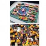 お菓子作家・イトウユカさんのお菓子絵本が美しい