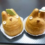 予約必須!世田谷代田「白髭のシュークリーム工房」のトトロのシュークリームを実食