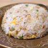 金山一彦流・卵黄だけを使ったパラパラチャーハンの作り方