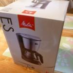 安い、おいしいコーヒーメーカー ES (エズ) が絶対的におすすめです。
