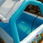 屋根付き家庭用子どもプール